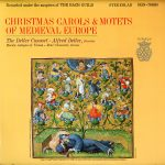 Deller.Carols and Motets of Medieval Europe.80
