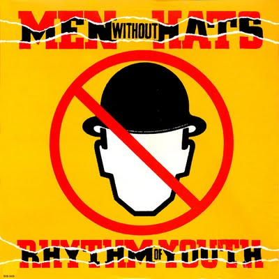 Men Without Hats Rhythm of Youth