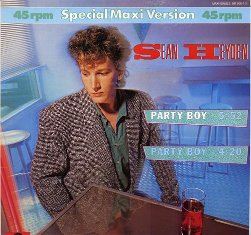 Sean heyden party boy