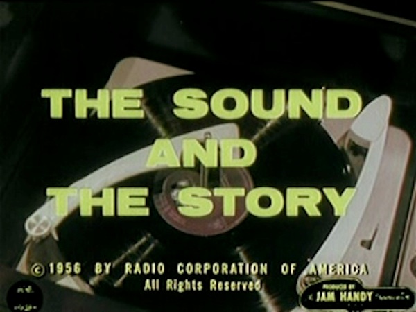 Rca sound and the story