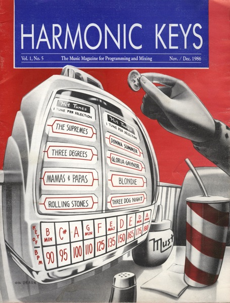 Harmonic Keys Issue 5